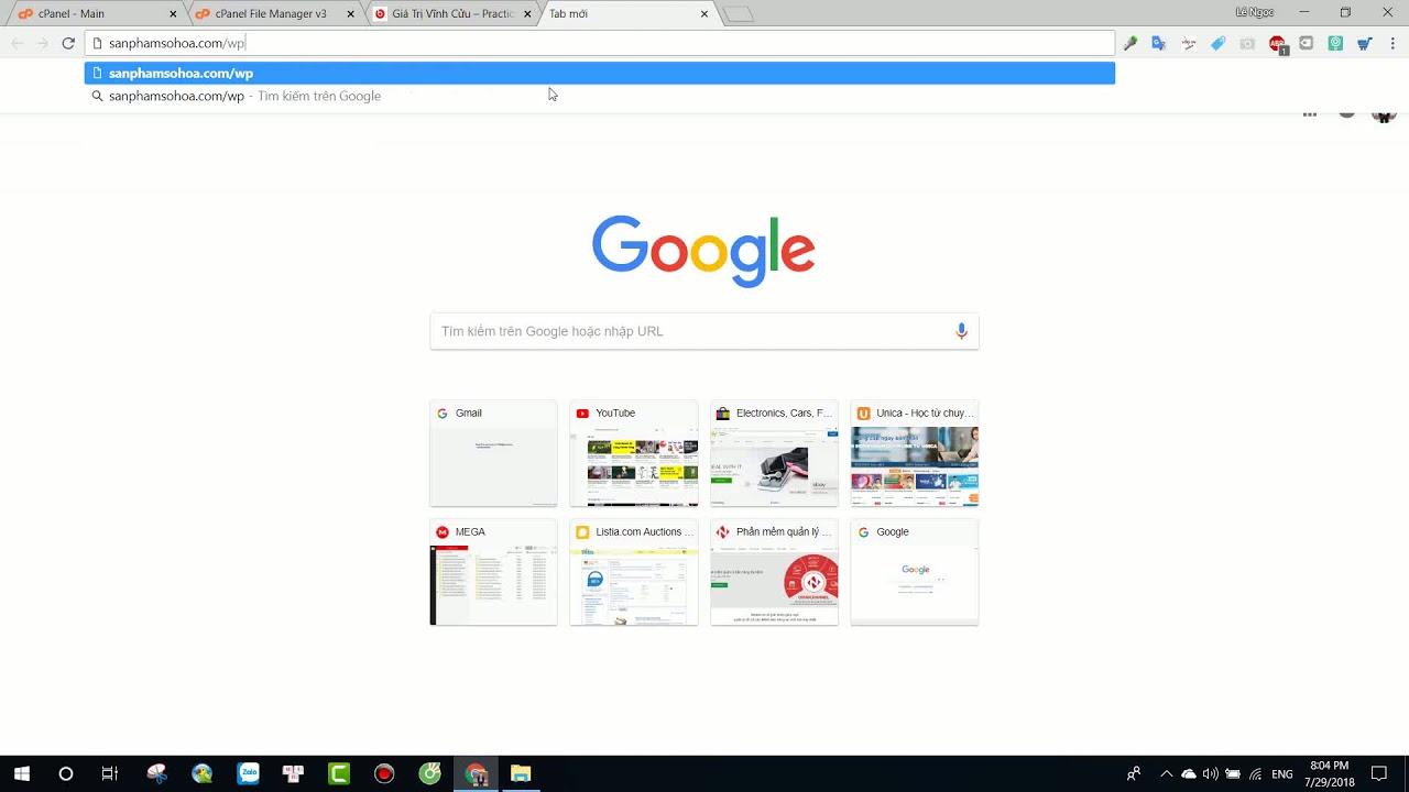 Cách Sử Lí Lỗi HTTP ERORRS 500 Khi Làm WordPress