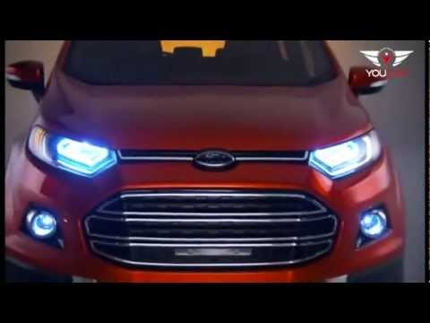 ? Ford EcoSport unveiled