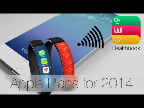 Apple Plans for 2014