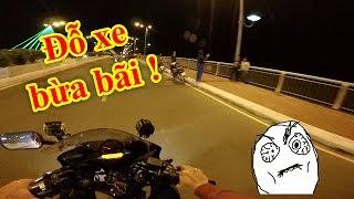 MotoVlog VietNam | Nha Trang 27 -[LƯU Ý] DỪNG ĐỖ BỪA BÃI KHI ĐI PHƯỢT