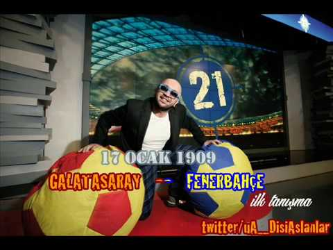 Galatasaray - Fenerbahçe ilk tanışma 17.01.1909 | Ceyhun Yılmaz 17ocak2013 Best FM