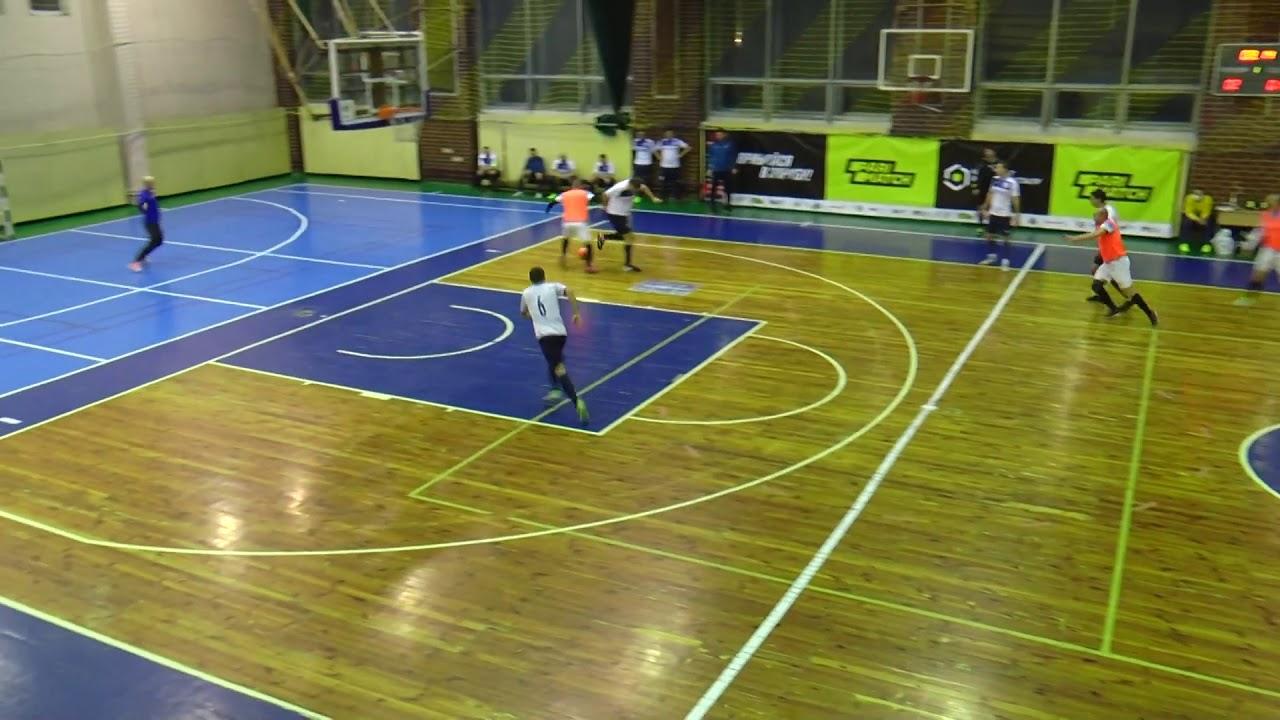 Огляд матчу СЕРВІТ-2 - ЄвроТехноБуд