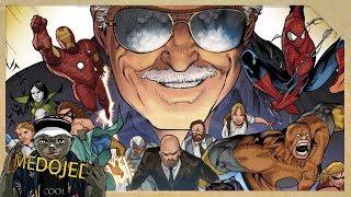 Top 20 postav které stvořil Stan Lee