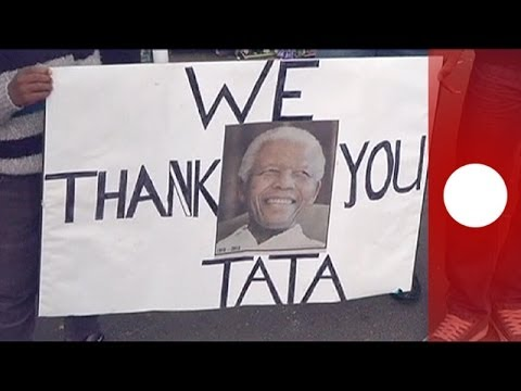 Funeral de Nelson Mandela: un adiós global para un personaje universal