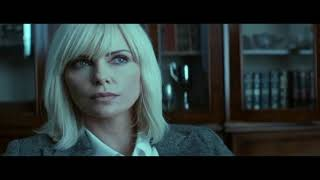 Eurythmics - Sweet Dreams Remix ( Music Video Atomic Blonde Movie )