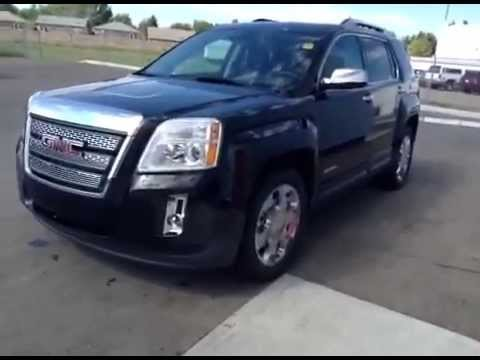 2013 GMC Terrain SLT-2 Black Chrome Wheels | Davis GMC ...