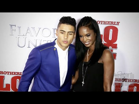 Kim Porter Says Son Quincy Gets His Smoothness From Diddy & Al B. Sure!