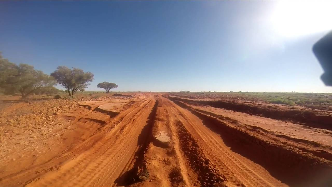 Australian Outback Drive Youtube