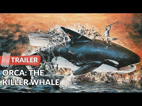 Orca: The Killer Whale 1977 Trailer HD | Richard Harris | Charlotte Rampling