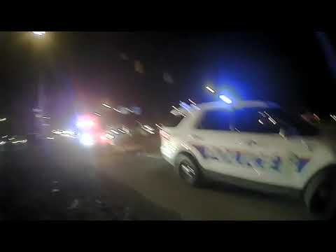 Mark Blazor - Bodycam Footage After CPD Officer Gets Bit By A Coyote