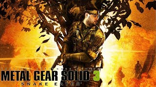 [18+] Шон играет в Metal Gear Solid 3: Snake Eater HD (Xbox One X, 2018)