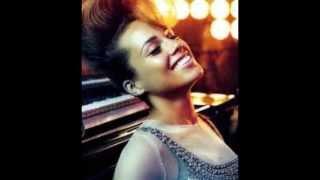Alicia Keys - Tears Always Win (May19) 2013 (Remix)  new