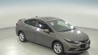 180329 - New, 2018, Chevrolet Cruze, LT,  Test Drive, Review, For Sale -