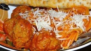 Easy Spaghetti And Meatballs - Ninja Slow Cooker