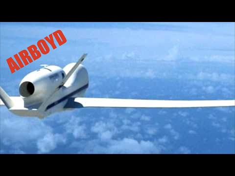 NASA's Global Hawk aircraft