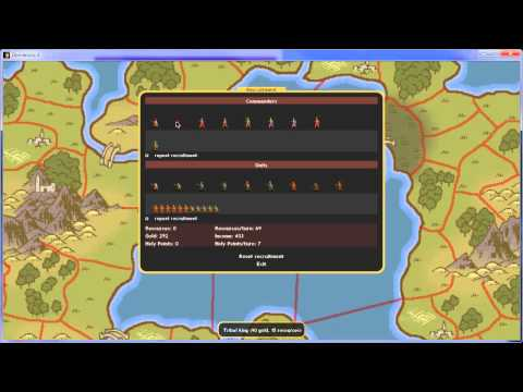 Dominions 4: Tactical Briefing 3 AAR Turns 4 to 6