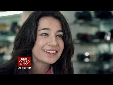 YALDA HAKIM PROMO - BBC WORLD NEWS