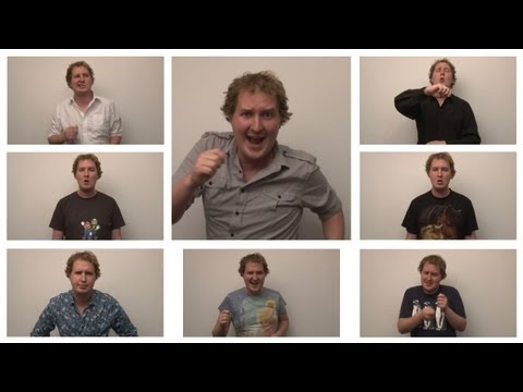 Cash for Gold - South Park - A cappella cover by Matt Mulholland