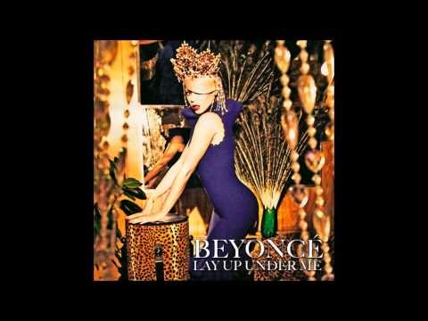 Beyonce - Lay Up Under Me Karaoke / Instrumental with backing vocals and lyrics