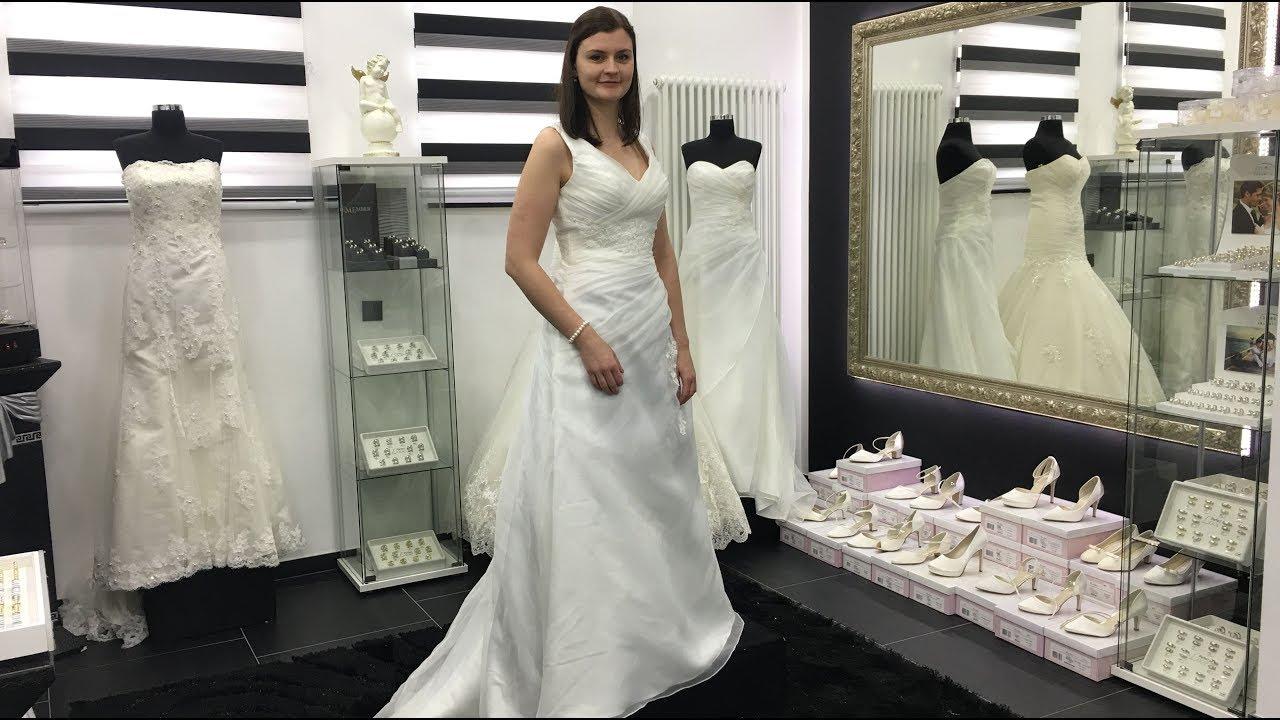 Brautmode 2018 Wir Zeigen Euch Die Trends Fur Dieses Jahr Youtube