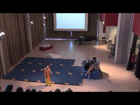 Asian Pacific Culture Week Community Time Performance 2017