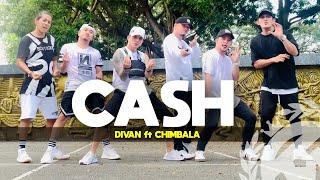 CASH by Divan ft Chimbala | Zumba | Dembow | TML Crew Kramer Pastrana
