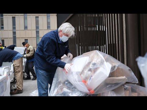 Coronavirus: avec plus de 3 870 décès, les États-Unis se préparent à