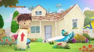 Зак и Кряк Лопнувший шарик 7 серия