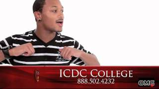 Does Lil Romeo REALLY goto ICDC College?