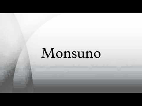 Monsuno