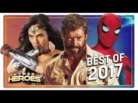 Top 5 Superhero Movies of 2017 - Hyper Heroes