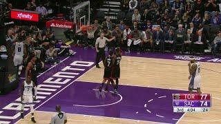 Quarter 3 One Box Video :Kings Vs. Raptors, 11/20/2016 12:00:00 AM