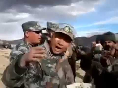 That's How Chinese Get Answer From Indian Army When They Infiltrate..*Rare Video*