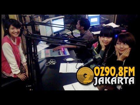 JKT48 Podcast @ OZ Radio Jakarta 90.8 FM [14.03.14]