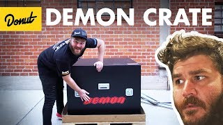 Dodge Demon Crate Unboxing! | The New Car Show thumbnail