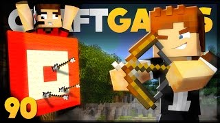 Mini-game do TIRO ao ALVO?! - Craft Games 90