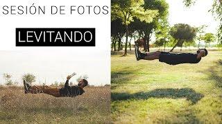 Cómo hacer fotos levitando // TUTORIAL