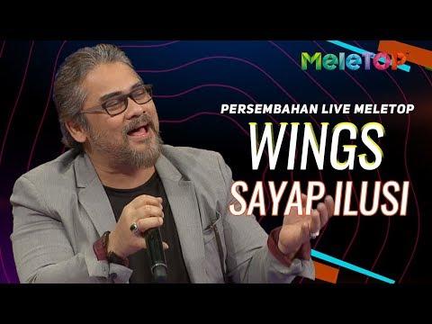 Wings - Sayap Ilusi  Persembahan  MeleTOP  Nabil & Neelofa