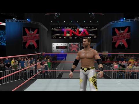 WWE 2K17 - TNA Custom Music & Attires