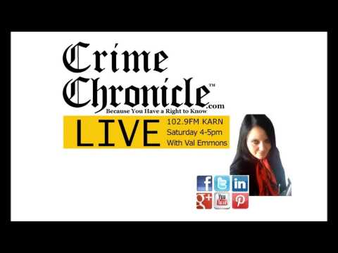 Crime Chronicle((LIVE)) with Guests Asa Hutchinson & Brian Vandiver April 6 2013