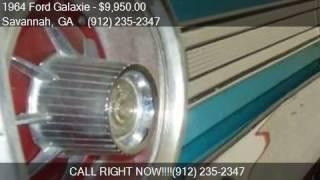 1964 Ford Galaxie 500 for sale in Savannah, GA 31415 at Sava
