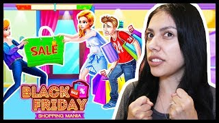 BLACK FRIDAY SHOPPING MANIA : Fashion Mall Game - Coco Plays by TabTale