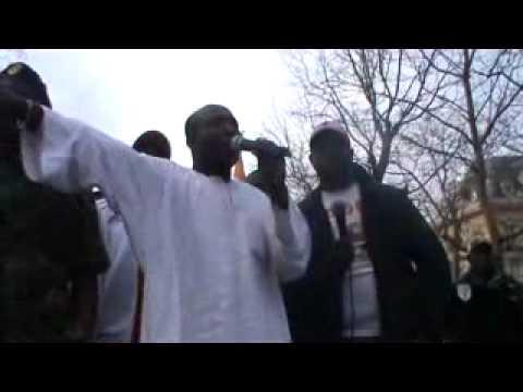 Seth koko, à la marche de la révolution des ivoiriens de France