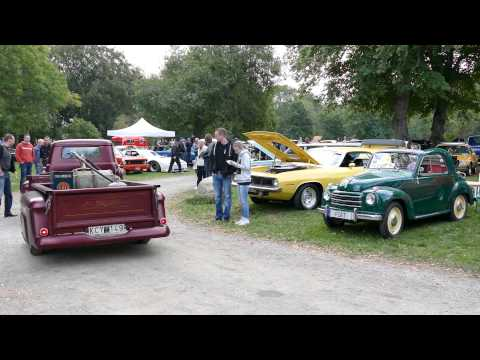 Classic Cars and Customs 2014. Part 2