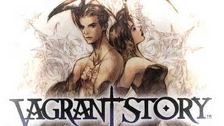 Classic PS1 Game Vagrant Story on PS3 in HD 1080p