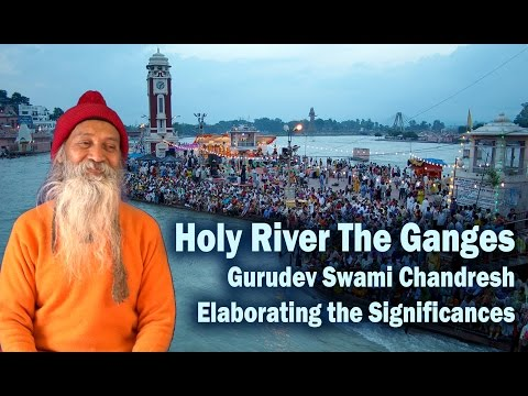 Holy River The Ganges