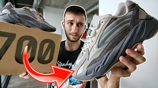 NO ONE WANTS YEEZYS💀☠ ADIDAS YEEZY 700 V2 TEPHRA REVIEW PICKUP!