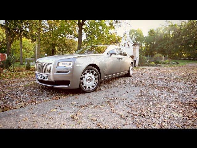Тест-драйв Rolls-Royce Ghost II // АвтоВести 208