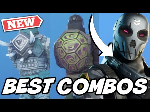 BEST COMBOS FOR *NEW* METAL MOUTH SKIN! - Fortnite Battle Royale