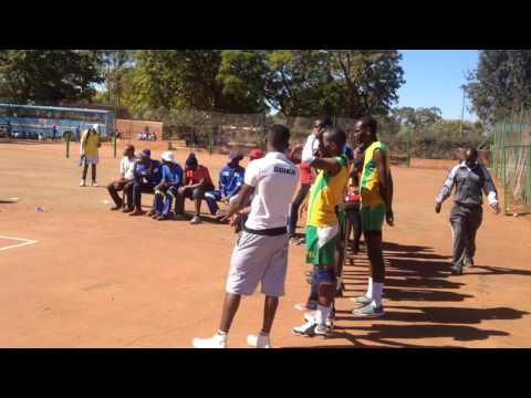 GZU Volleyball (Elders) vs Mutare Poly (2) Ztisu Group Games 2016